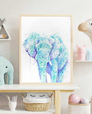 Watercolor Elephant Mockup #2.png