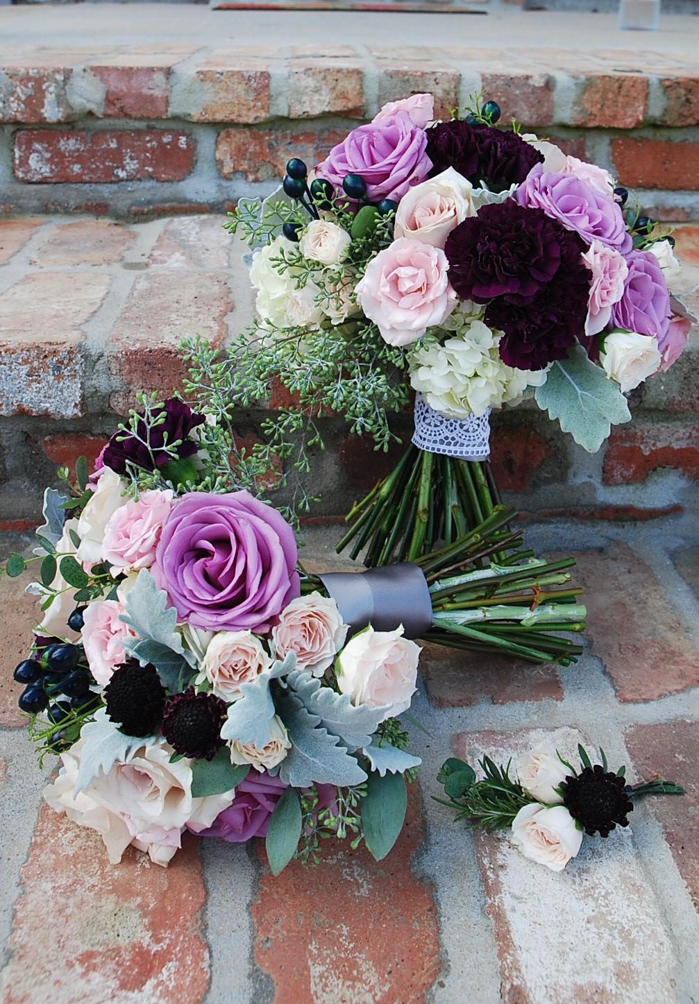 Hanna's Wedding flowers