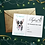Thumbnail: 8.5x11 Pet Portrait Gift Card