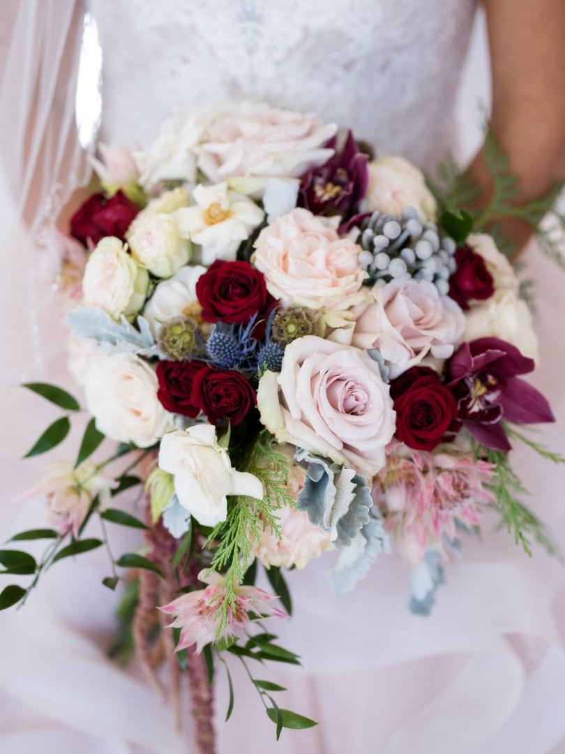 Reiley & Brady Cascade Bouquet