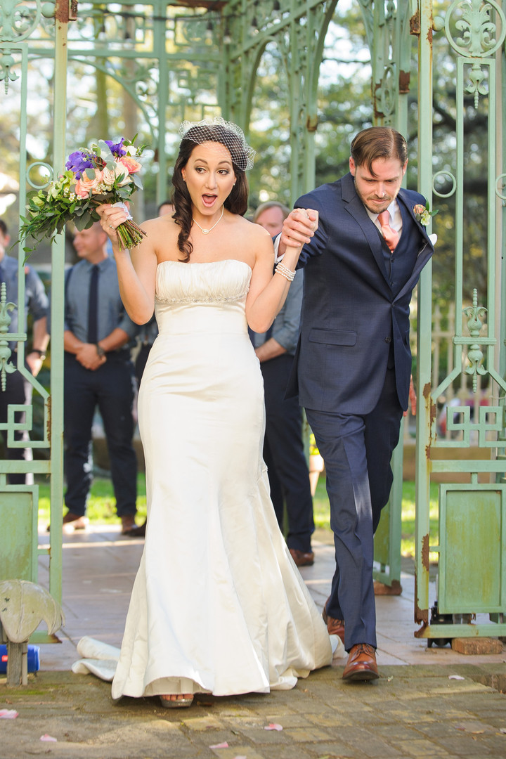 Kristina & Garrett New Orleans Bride