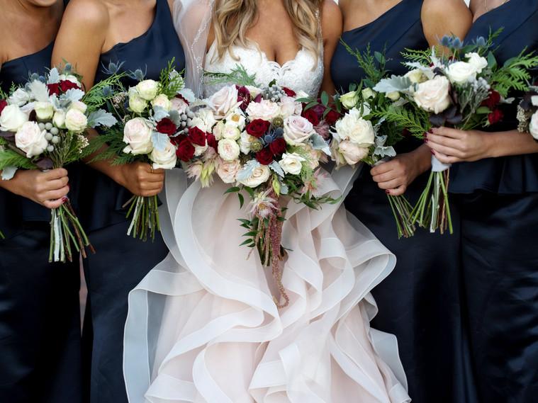 Reiley & Brady Brides Maid Bouquet