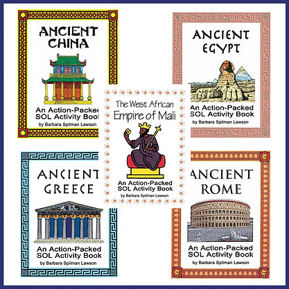 Grade 3 Ancient Times covers.jpg
