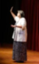 Barb Lawson award-winning storyteller