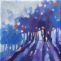 Small Trees V SOLD