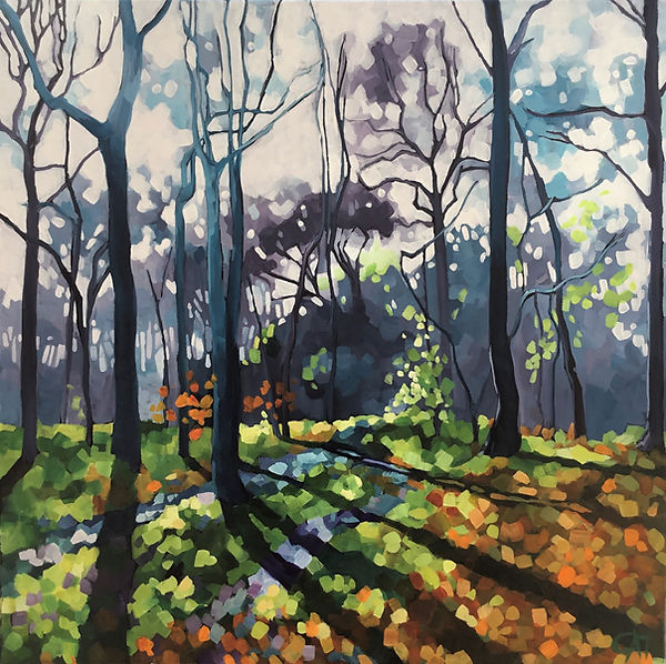 Trees ashampstead