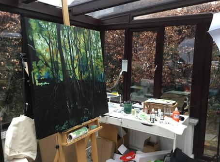 Autumn Paintings Start!