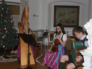 Weihnachtsfeier der FM Langwies