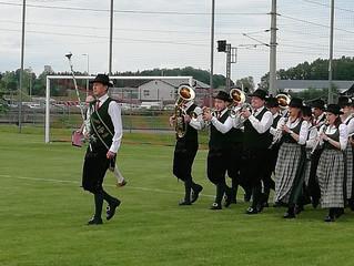 Marschwertung 2019 in Pinsdorf