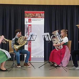 """Bezirkswettbewerb """"Musik in kleinen Gruppen"""""""