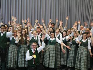 GOLD für die FM Langwies - Konzertwertung 2019
