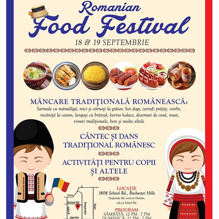 Festivalul Romanesc 2021