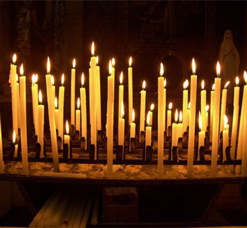 BeesWax_Orthodox_Church_Candles