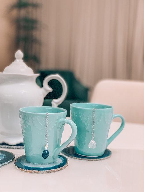 Infusor de chá em Pedras