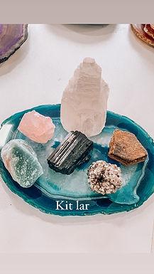 Monte o seu kit Cristal