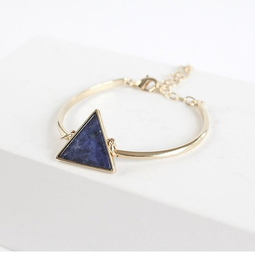 Pulseira triangular