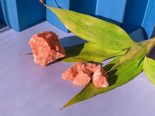 Calcita orquídea