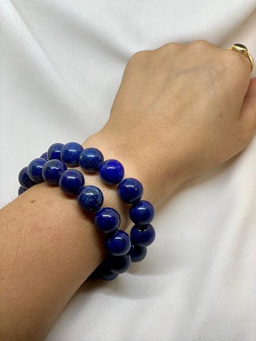 Pulseira Lapis Lazuli