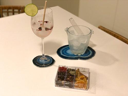Kit Gin em Pirita