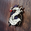 Thumbnail: White Fox - Hard Enamel Pin