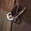 Thumbnail: Falcon TeenyGryphons - Hard Enamel Pin