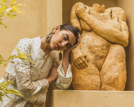 FRIDA: an ode to my mother