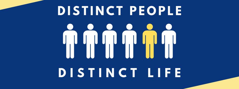 Distinct People, Distinct Life
