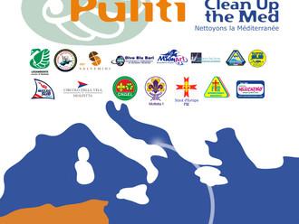 Domenica 24 Maggio: Spiagge e fondali puliti - Clean up the Med/Nettoyons la Méditerranée