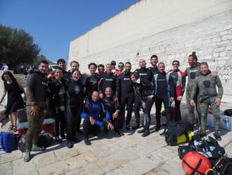 Spiagge e Fondali Puliti Clean Up The Med 2014