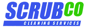 scrubco cleaning servces logo