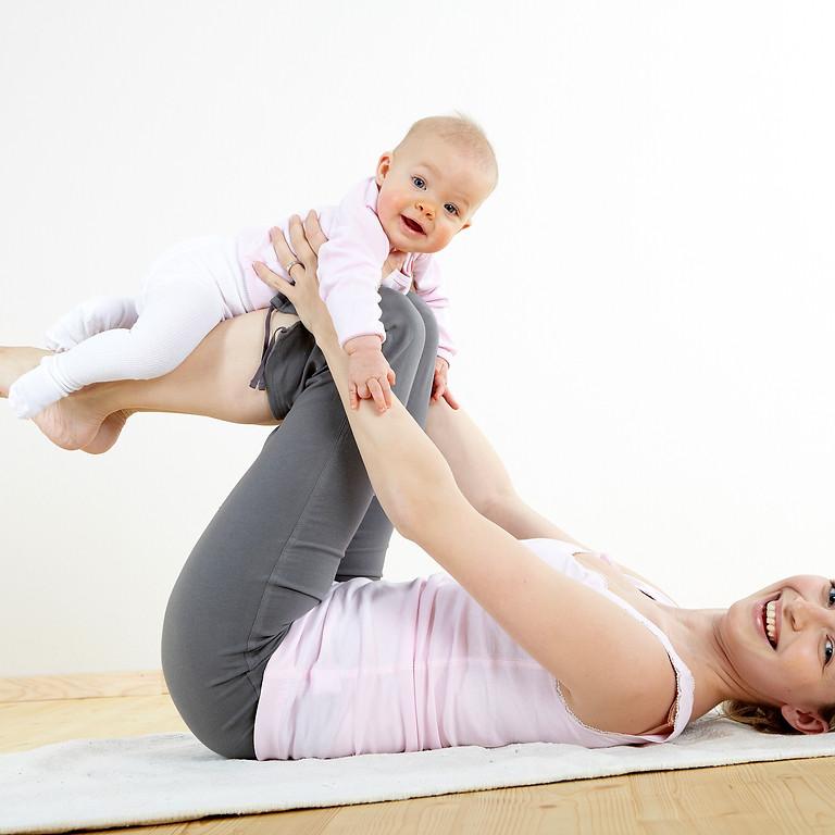 Postnatal Wellness Mini-Series ($25 Drop-in)