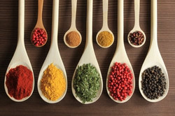 spices and herbs pretty picture