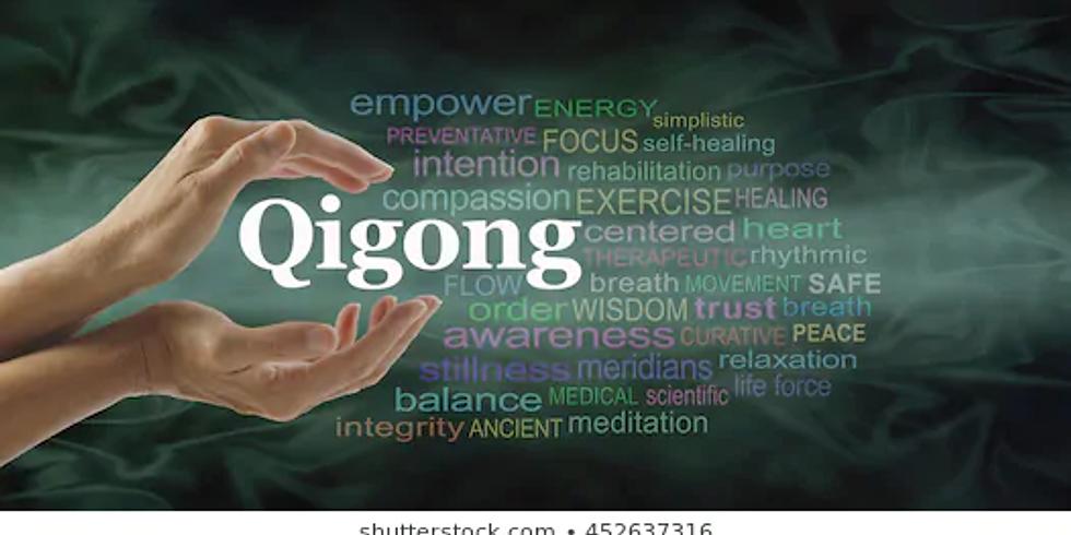 Increasing Vitality Through Movement: Qigong Workshop ($20 Drop-In)
