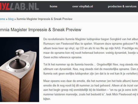 Vinyllab.nl te gast bij ilumnia