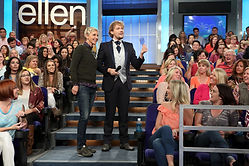 The Ellen Show Hollywood
