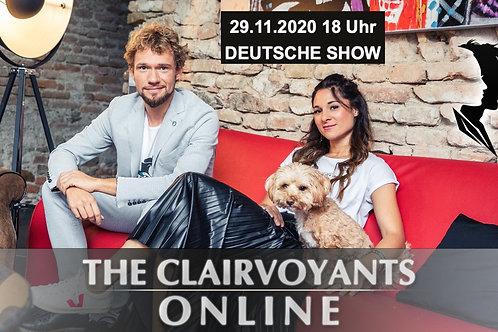 The Clairvoyants ONLINE DEUTSCH
