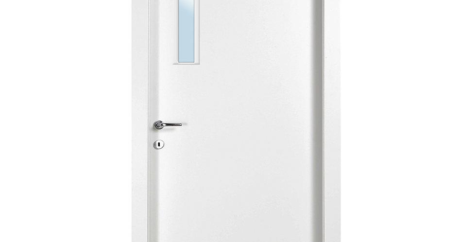 דלת פנים למינטו עם צוהר מעלית קצר