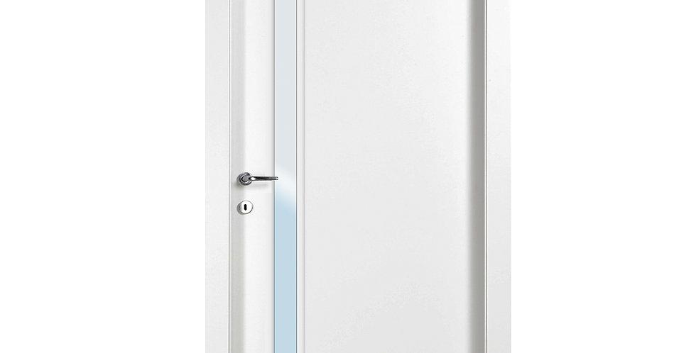 דלת פנים למינטו עם צוהר מעלית ארוך