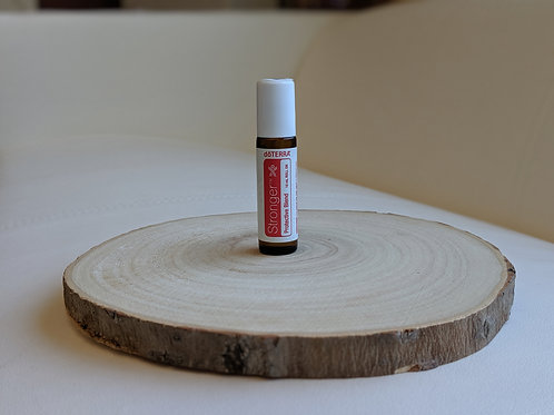 Stronger essential oil blend to help you feel strong when you need it the most!
