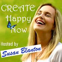 Susan Blanton's CREATE Happy Now podcast