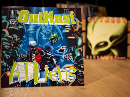 Timeless Affairs: OutKast - ATLiens