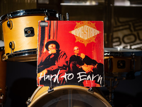 Timeless Affairs: Gang Starr - Hard To Earn