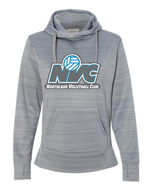 NVC Gray Hoodie