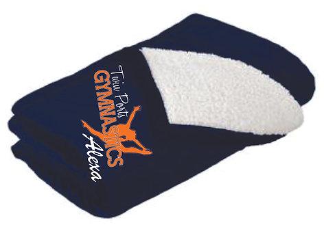 Twin Ports Gymnastics Blanket