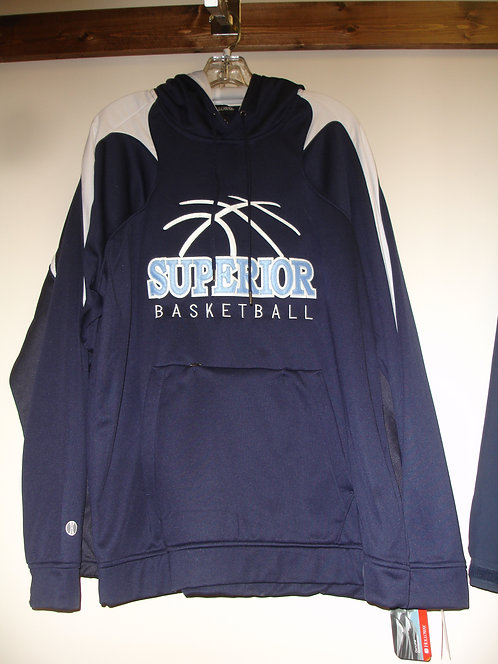 Superior Basketball Hoodie