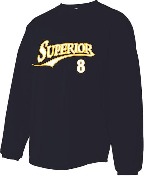 UWS Softball Fleece Pullover
