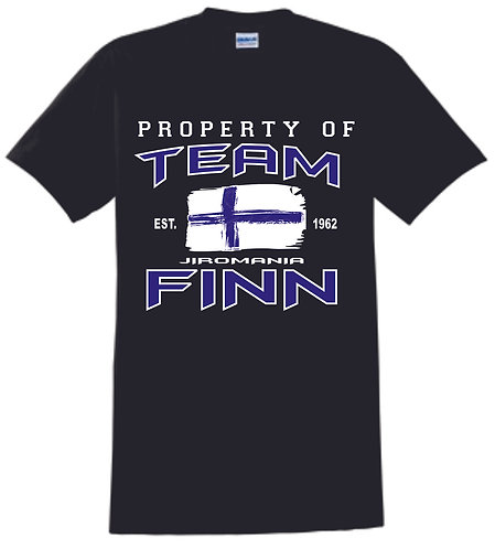 Property of Team Fin T-Shirt