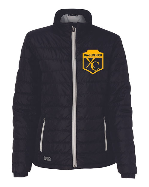 UWS Cross Country Ladies Puffer Jacket