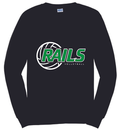 Rails Volleyball Long Sleeve Shirt