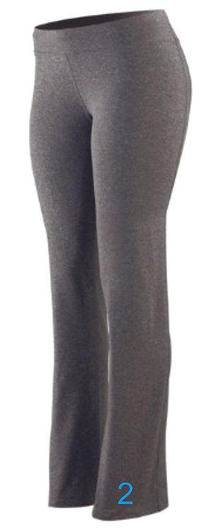 Ladies Black Dri-Fit Pants